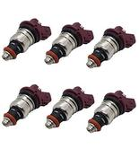 Zoom Zoom Parts Fuel Injector 6pcs For 75-90-115-200-225 804528 37001 Fu... - $149.95