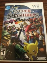 Super Smash Bros. Brawl (Wii, 2008) - $10.39