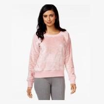 Alfani Solid Faux-Fur Top in Pink Quartz, XXL (NWT $45) - $20.38