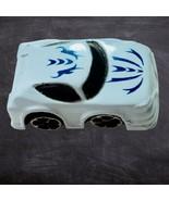 Vintage Mini White Color Car Vehicles Kids Toy - $18.91