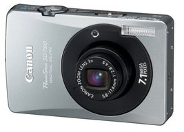 Canon PowerShot SD750 7.1MP Digital Elph Camera with 3x Optical Zoom (Black) - $563.30