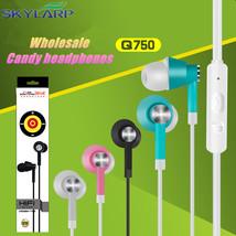 Headphone, Earphone iPhone Compatible micro Phone - $18.99