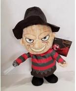 """Animated Freddy Krueger Nightmare on Elm St Plush Figure 12"""" Halloween E... - $39.59"""