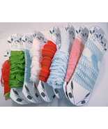 Sewing & Crafting Trim Pack, Lace, Ribbon, Sewing Supplies, Craft Embell... - $8.60