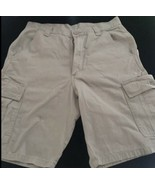 "Wrangler Mens Cargo Shorts 32"" - $14.85"