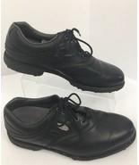 Footjoy e Extra Comfort Soft Spike Golf Shoes Model 57792 Men's 9M - $19.75
