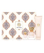Tory Burch Perfume Gift Set 1.7 & .24 FL. OZ. EDP & 3.4 Body Cream NEW I... - $95.39