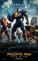 "Pacific Rim 2 Uprising Movie Poster 2018 Art Print 13x20"" 24x36"" 27x40"" ... - $10.79+"