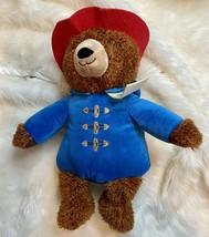 "2016 Paddington Bear Kohls Cares 14"" Plush Stuffed Animal Plush Teddy - $18.47"