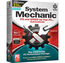 iolo System Mechanic 17.5 for PC - Digital Download, Fast Delivery - $14.99