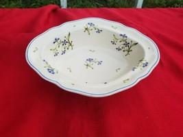 "Spode England 10"" Oval Vegetable BowlWilliamsburg Cornflower  - $43.56"