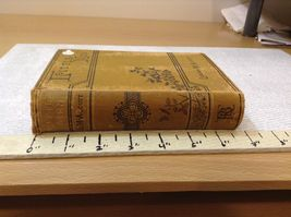 Little Men by Louisa M. Alcott Antique Hardcover Book image 5