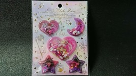 Sailor Moon Capsule Sticker Chibi Moon Cute Goods Japan Limited - $23.38