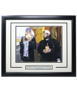 Jason Mewes & Kevin Smith Signed Framed 11x14 Jay and Silent Bob Photo BAS - $296.99