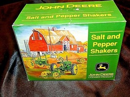 John Deere Salt and Pepper Shakers AA18-JD0032