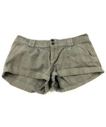 American Eagle Women's Gray Shorts 10 - $19.79