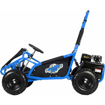 MotoTec Mud Monster 98cc 4-Stroke Kids Off the Road Go Kart Age 13+ Up to 25 MPH image 7