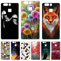 TAOYUNXI Silicone Case For Huawei P9 Cases For Huawei P9 EVA-L09 EVA-L19... - $11.11