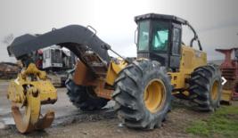 2015 CAT 525D GRAPPLE SKIDDER For Sale Hillsboro, OH 45133 image 1