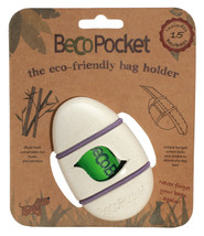 Beco Pocket - Eco Friendly Bag Dispenser Natural - $15.11