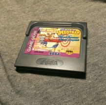 Desert Speedtrap Road Runner (Sega Game Gear, 1992) Looney Tunes Sega Toon - $2.96