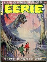 Eerie #5 1966- Frank Frazetta cover-Warren Horror Magazine VG/F - $30.26