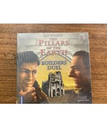 Pillars of the Earth Board Game Ken Follett  Kosmos Mayfair Complete Uno... - $47.49