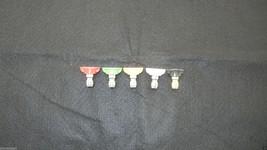 "5 pcs Pressure Washer Spray Nozzle Tip 1/4"" 5.5 - $9.45"