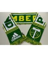 Adidas MLS Soccer Scarf Acrylic PORTLAND TIMBERS  MLS Team League - $15.00