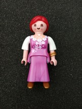 PLAYMOBIL Maiden Lady in Waiting Medieval Castle Princess image 2