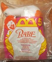 McDonald's Babe #5 Ferdinand 1995 - $5.34