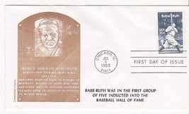 BABE RUTH #2046 CHICAGO, IL JULY 6, 1983 CENTENNIAL CACHET D-269 - ₹228.14 INR