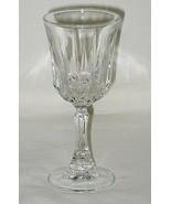 Anchor Hocking Legacy Pattern (B Cut) Cordial Glass Set of 2 - $7.87