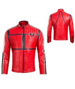 My Chemical Romance Cosplay Costume Mikey Way Kobra Kid Red Jacket - $113.53
