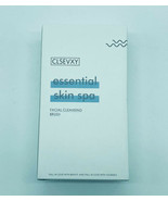 CLSEVXY Essential Skin Spa Facial Cleansing Brush 4 Brush Heads Dual Spe... - $19.99
