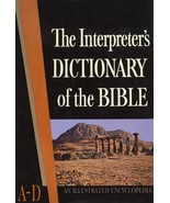 The Interpreter's Dictionary of the Bible: An Illustrated Encyclopedia [... - $107.86