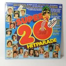 Super 20 HitParade LP Record Aus Der Funk Myhre Holm Benny valaitis - $14.85