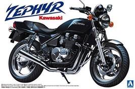 Aoshima 1/12 BIKE Kawasaki Zephyr Plastic Model Kit from Japan - $49.19