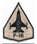 USAF F-16-Fighting-Falcon Vietnam Vintage Patch   - $14.38