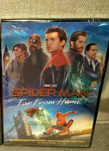 Spider-Man: Far from Home DVD - BRAND New & Sealed! Spiderman Marvel DVD  - $12.97
