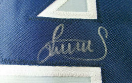 LUIS SEVERINO / NEW YORK YANKEES / AUTOGRAPHED YANKEES GREY CUSTOM JERSEY / COA image 5