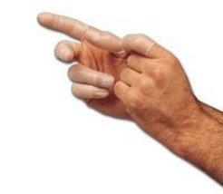 4404 L Cot Finger Nitrile PF Large 144/Box Part# 4404 L by Tech-Med Serv... - $11.78