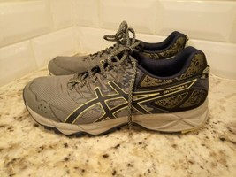 Asics |Gel Sonoma 3 Womens navy  Running Casual Shoes Ladies Size 9.5 Excellent - $22.44