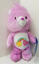 "CARE BEARS 2005 BEST FRIEND BEAR 10"" PLUSH NWT  - $10.95"