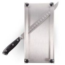 Jerky Maker Cutting Board 10 Inch Professional Slicing Carving Knife Sta... - $93.03