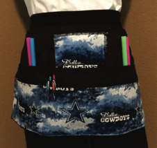 6 Pocket Waist Apron / NFL Dallas Cowboys (Clouds) - $19.95