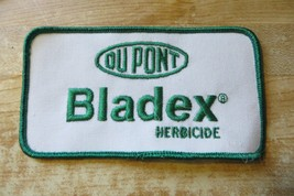 Du Pont Bladex Herbicide advertising farming co brand agriculture logo ... - $14.25
