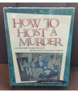 How to Host a Murder The Watersdown Affair Episode Number 1 Board Game B... - $29.69