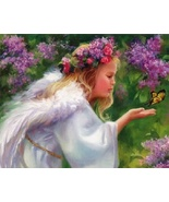 *** Spring Angel  One Card One-Question Psychic Oracle READING**** - $9.99
