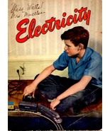 ELECTRICITY - THE BASIC SCIENCE EDUCATION SERIES by BERTHA MORRIS PARKER  - $5.00